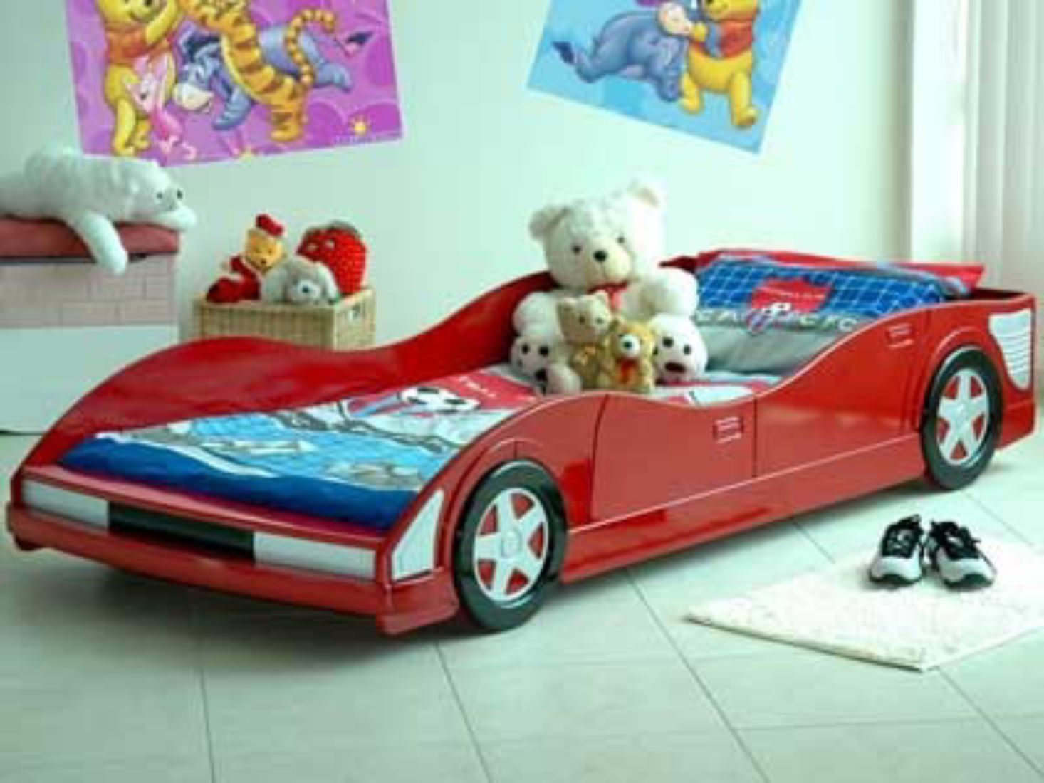 Harmony Michael Racing Car Bed 190 90 Cm 6u00273 X 3u0027
