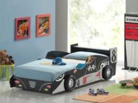 Photography of Mattress to fit Joseph F1 Racer Bed - mattress size is 190 x 90 cm.