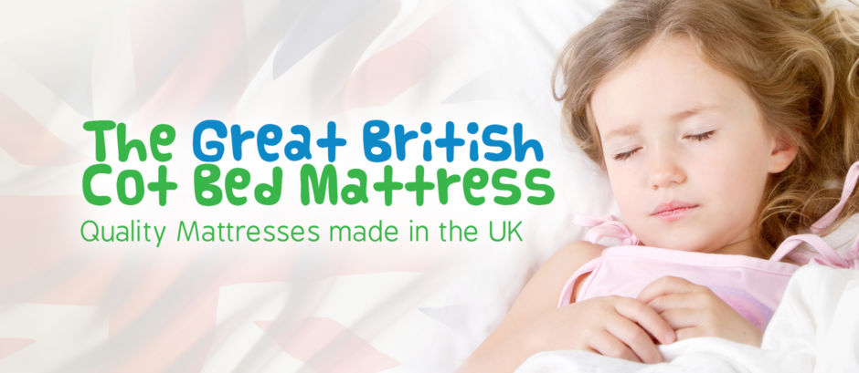 Great British Cot Bed Mattress
