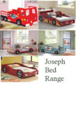 Photography of Mattress to fit Joseph Bed Range- mattress size is 190 x 90 cm.