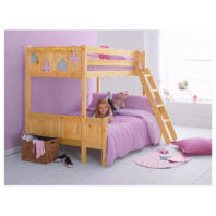 Photography of Mattress to fit Ashley pine trio bunk bed - mattress size is  175 x 75 cm