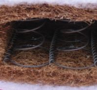 Photography of Coir, Springs & Pure Wool For Small Beds