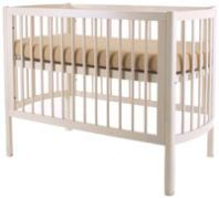 Photography of Fully sprung mattress for Classic Babydan bowended cot