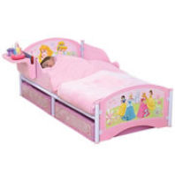 Photography of Cot bed or Junior bed  mattress to fit Disney Princess Junior Bed with Storage - mattress size 140 x 70 cm
