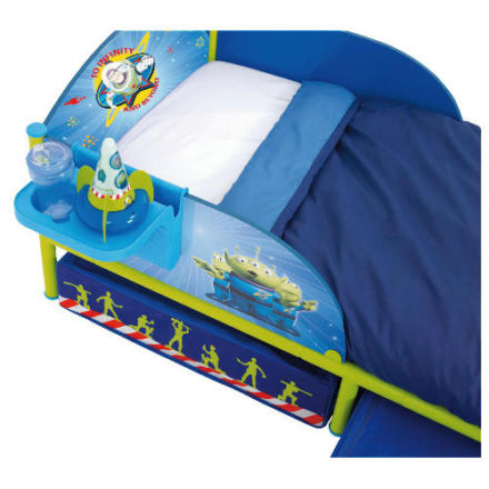 Disney Toy Story Toddler Bed - 140 x 70 cm mattress