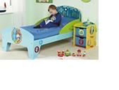 Cot bed or Junior bed  mattress to fit In The Night Garden Junior Bed - mattress size 140 x 70 cm