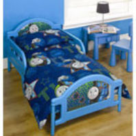 Photography of Cot bed or Junior bed  mattress to fit Thomas Steam toddler bed - mattress size 140 x 70 cm