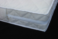 Photography of Custom Made Pocket Sprung Mattress Size 190 x 90 cm